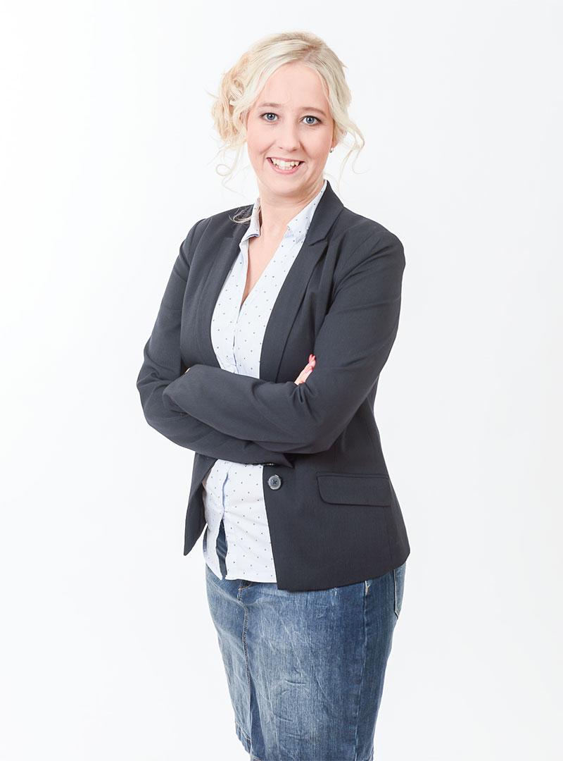 Kathrin Eckhoff - Finanzierungsspezialistin