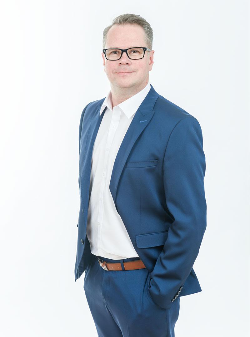 Marcus Bärje - Gründer und Geschäftsführer