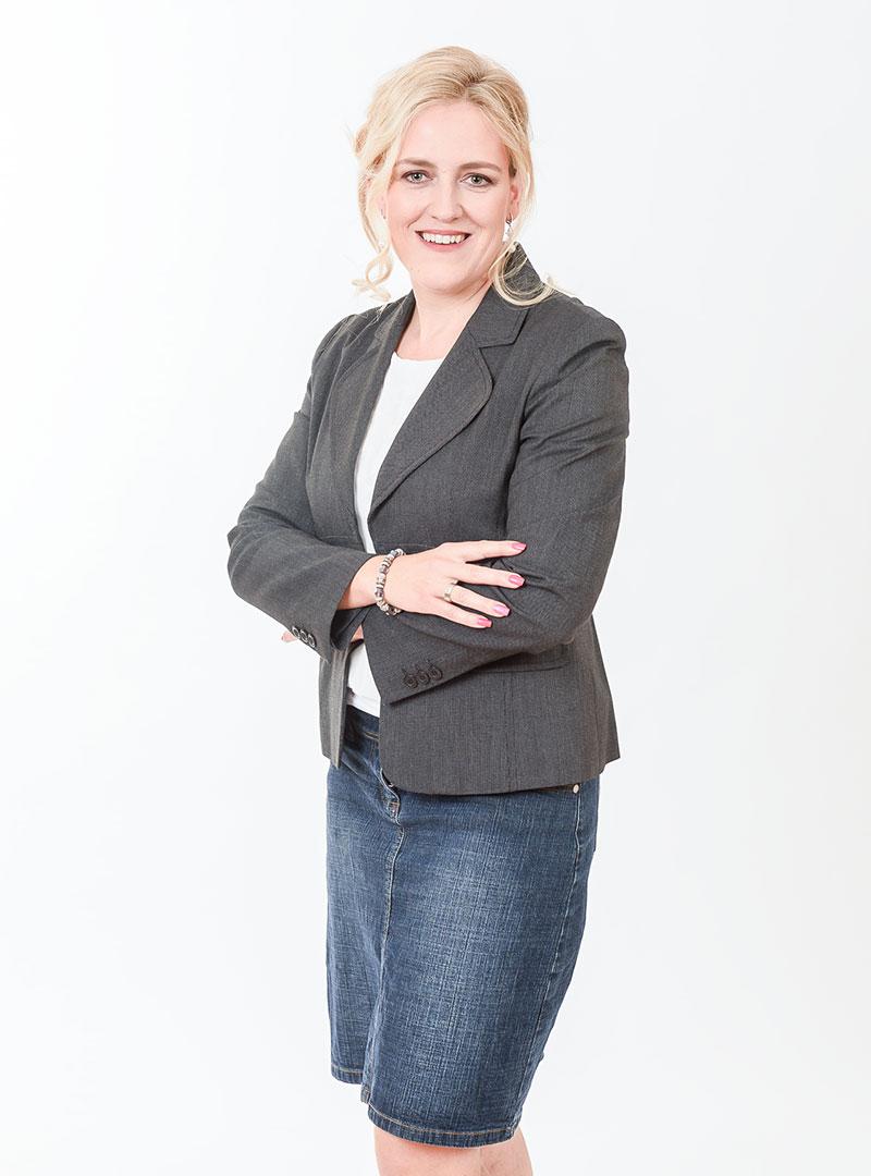 Steffi Bärje - Finanzierungsspezialistin